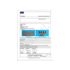 G21 Rögzítőcsvar a WPC burkolólapokhoz kép
