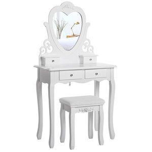 Fésülködő asztal Madame de Pompadour kép