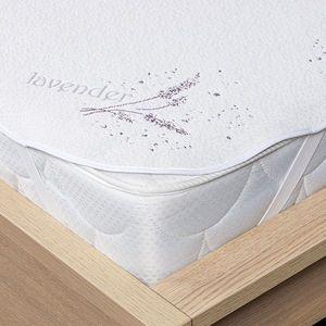 4Home Lavender gumifüles matracvédő, 200 x 200 cm, 200 x 200 cm kép