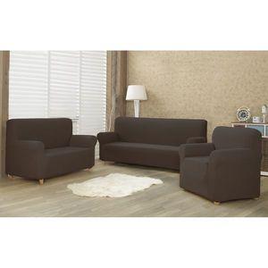 4Home Comfort Multielasztikus fotelhuzat barna, 70 - 110 cm, 70 - 110 cm kép