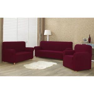 4Home Comfort Multielasztikus fotelhuzat bordó, 70 - 110 cm, 70 - 110 cm kép