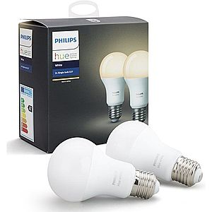 Philips Hue White 9W E27 kép