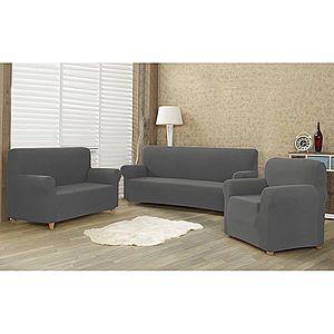 4Home Comfort Multielasztikus kanapéhuzat szürke, 180 - 220 cm, 180 - 220 cm kép