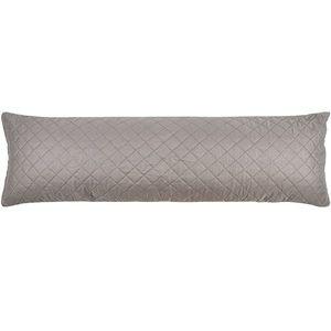 4Home Orient relaxációs pótférj párnahuzat szürke, 55 x 180 cm, 55 x 180 cm kép