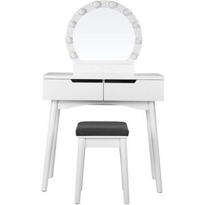"""Fésülködő asztal Louise """"Light"""" Orleans kép"""