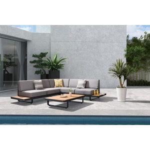Kerti sarokkészlet HIGOLD - New Polo Corner Lounge Olefin kép