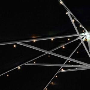 Kerti fényfüzér GARTH 72 x LED meleg fehér kép