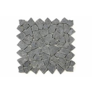 Andezit mozaik Garth, burkolat - fekete/sötétszürke kép