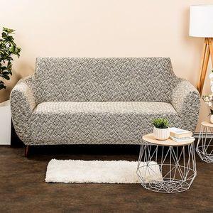 4Home Comfort Plus Multielasztikus ülőgarnitúrahuzat bézs, 140 - 180 cm, 140 - 180 cm kép