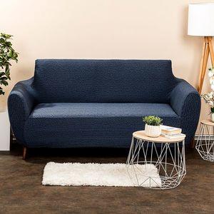4Home Comfort Plus Multielasztikus ülőgarnitúrahuzat kék, 140 - 180 cm, 140 - 180 cm kép