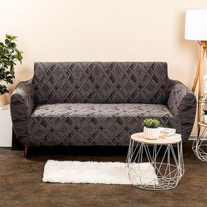 4Home Comfort Plus Multielasztikus ülőgarnitúrahuzat szürke, 140 - 180 cm, 140 - 180 cm kép