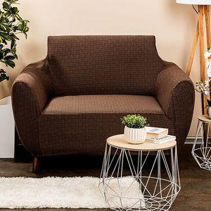4Home Comfort Plus Multielasztikus fotelhuzatbarna, 70 - 110 cm, 70 - 110 cm kép
