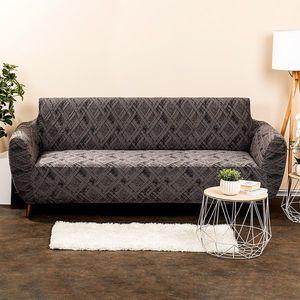 4Home Comfort Plus Multielasztikus ülőgarnitúrahuzat szürke, 180 - 220 cm, 180 - 220 cm kép