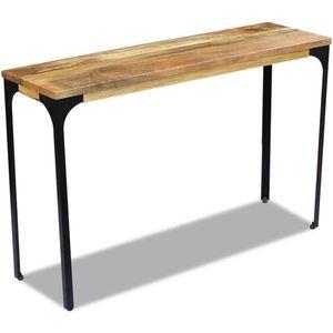 konzol asztal kék kép