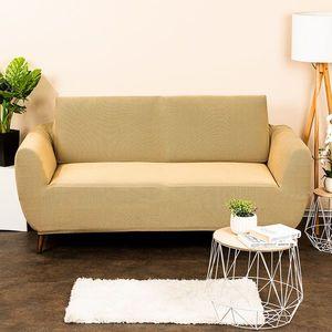 4Home Comfort Multielasztikus ülögarnitúrahuzat bézs színű, 140 - 180 cm, 140 - 180 cm kép
