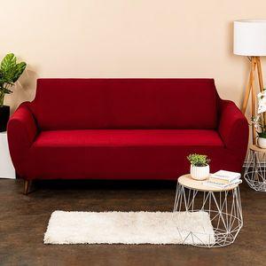 4Home Comfort Multielasztikus kanapéhuzat bordó, 180 - 220 cm, 180 - 220 cm kép