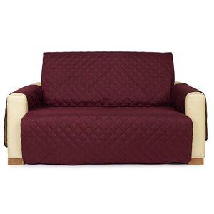 4Home Doubleface dupla fotelhuzat bordó/bézs, 140 x 220 cm, 140 x 220 cm kép