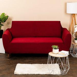 4Home Comfort Multielasztikus ülögarnitúrahuzat bordó, 140 - 180 cm, 140 - 180 cm kép