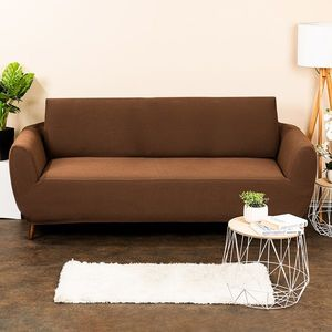 4Home Comfort Multielasztikus kanapéhuzat barna, 180 - 220 cm, 180 - 220 cm kép