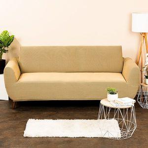 4Home Comfort Multielasztikus kanapéhuzat bézs színű, 180 - 220 cm, 180 - 220 cm kép