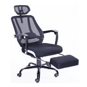Irodai szék, fekete, SIDRO kép