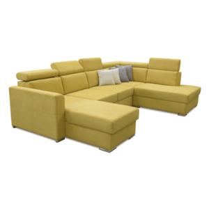 sárga ülőgarnitúra kép