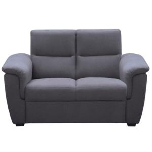 2-személyes kanapé, szürke szövet, csak rendelésre, BORN kép