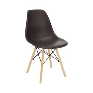 szék, sötétbarna/bükk, CINKLA 3 NEW kép