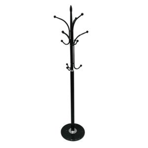 Fogas, fém/márvány fekete, BELVIN kép