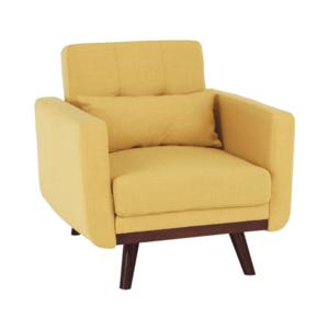 Kinyitható Fotel, mustár, ARKADIA kép