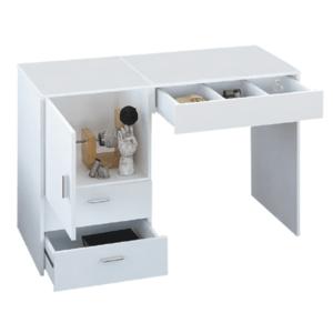 Többfunkciós asztal/asztal a varrónők számára, fehér, TAILOR kép