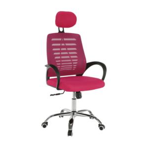 rózsaszín irodai szék kép
