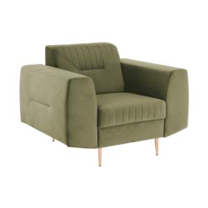 zöld fotel kép
