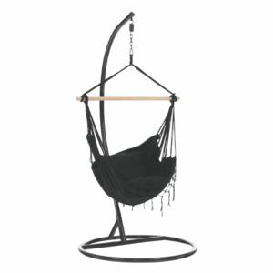 Függő fotel, sötétszürke, OFRAME kép