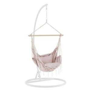 Függő fotel, rózsaszín, OFRAME kép
