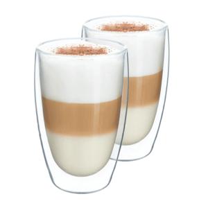 Thermo latte pohár, 2db, 450ml, HOTCOOL TYP 2 kép