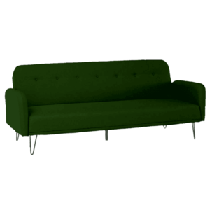 Felbomlottható dívány, zöld, PULSA kép