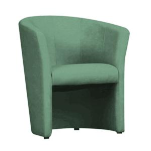Klub fotel, zöld, CUBA kép