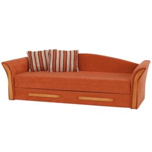 narancssárga kanapé kép