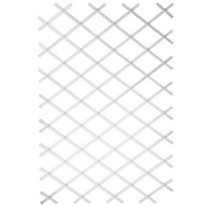 Nature 50x150 cm kerti PVC lugas rács fehér 6040701 kép