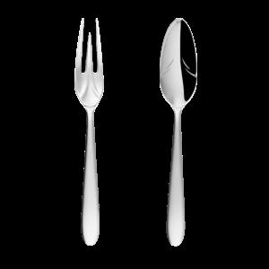 2 db-os Veggie evőeszközkészlet - Alpha kép