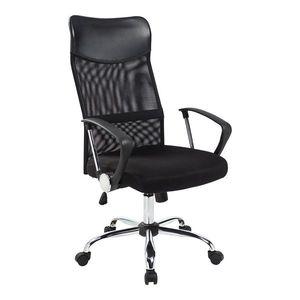 Ergonomikus irodai szék magasított háttámlával, 3 színben kép